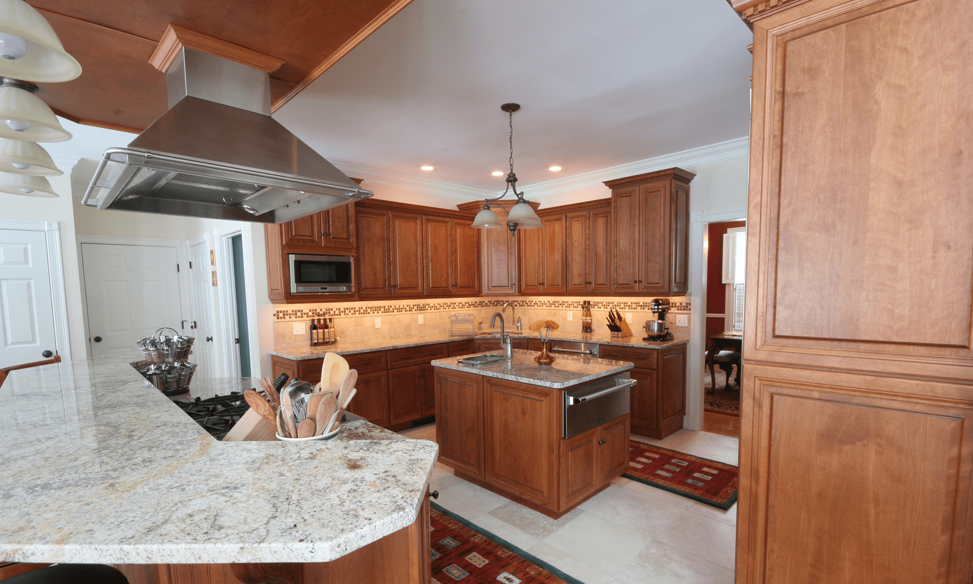 Cavenaro Kitchen by B.J. Kennison Kitchens business approach