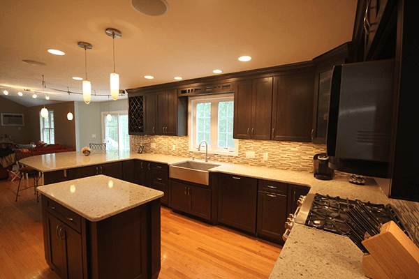 Michener Kitchen by B.J. Kennison