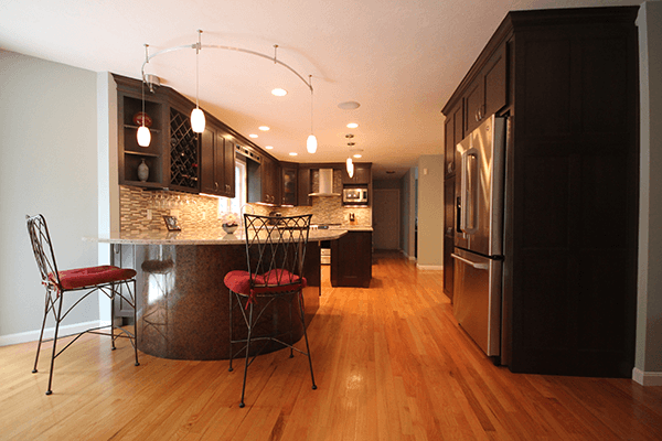Michener Kitchen by B.J. Kennison