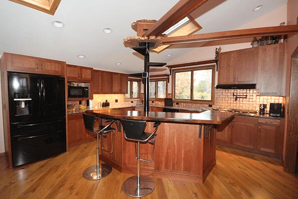 Morrigan Kitchen by B.J. Kennison