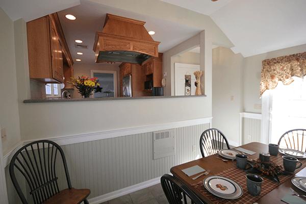 Gallager Kitchen by B.J. Kennison