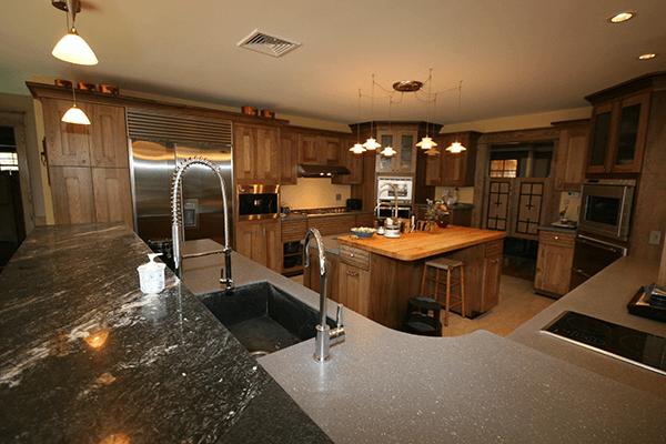 Letoile Kitchen by B.J. Kennison