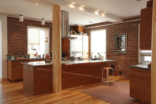 Newton Kitchen by B.J. Kennison