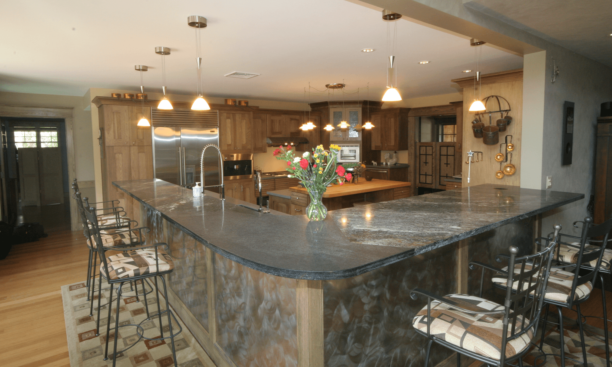 Letoile Kitchen by BJKennison Kitchens