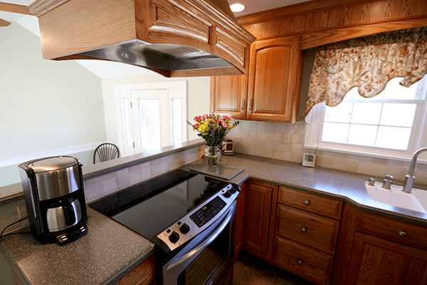 Gallager Kitchen by B.J. Kennison