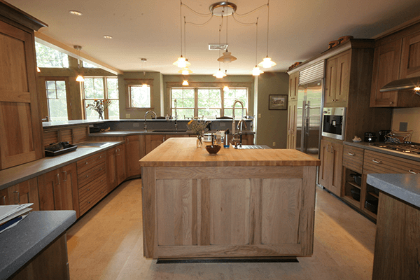 Letoile Kitchen by B.J. Kennison