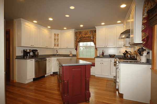Miller Kitchen by B.J. Kennison