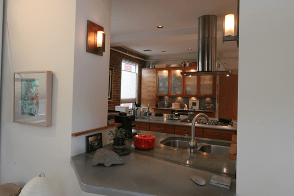 Newton Kitchen by B.J. Kennison