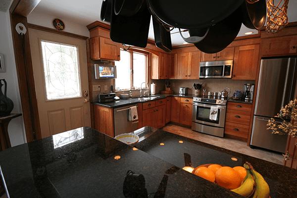 Upson Kitchen by B.J.Kennison